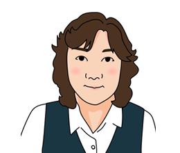 専務取締役 杉山 千穂