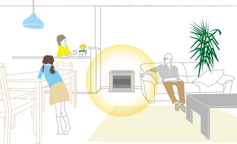 暖房器具メンテナンスフェア